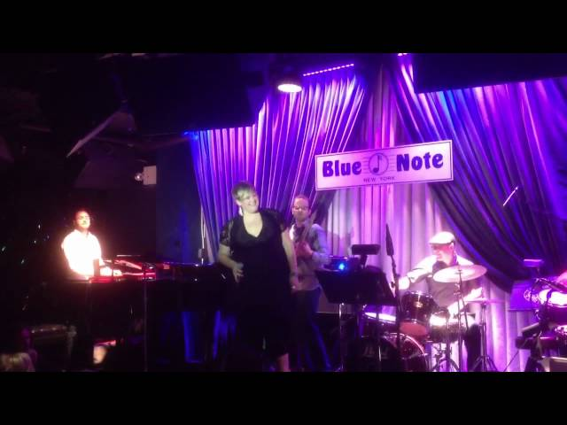 "Emily Braden ""Soul Walk"" @ Blue Note 5/18/12"