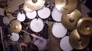 These Days - Drum Cover - Rudimental ft. Jess Glynne, Macklemore & Dan Caplen