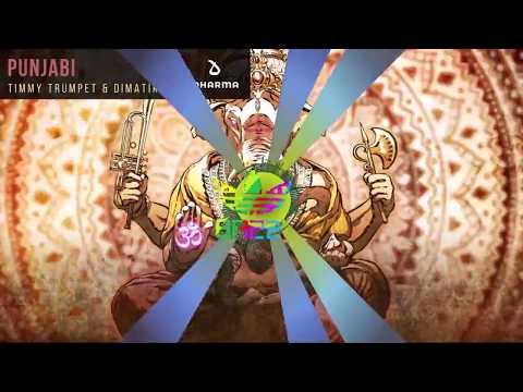 Timmy Trumpet & Dimatik - Punjabi [BASS BOOSTED]
