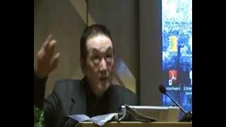 """2012-11-09 Rathaus Langen: Vortrag """"Japan nach dem Super-Gau"""" mit Kazuhiko Kobayashi aus Tokio"""