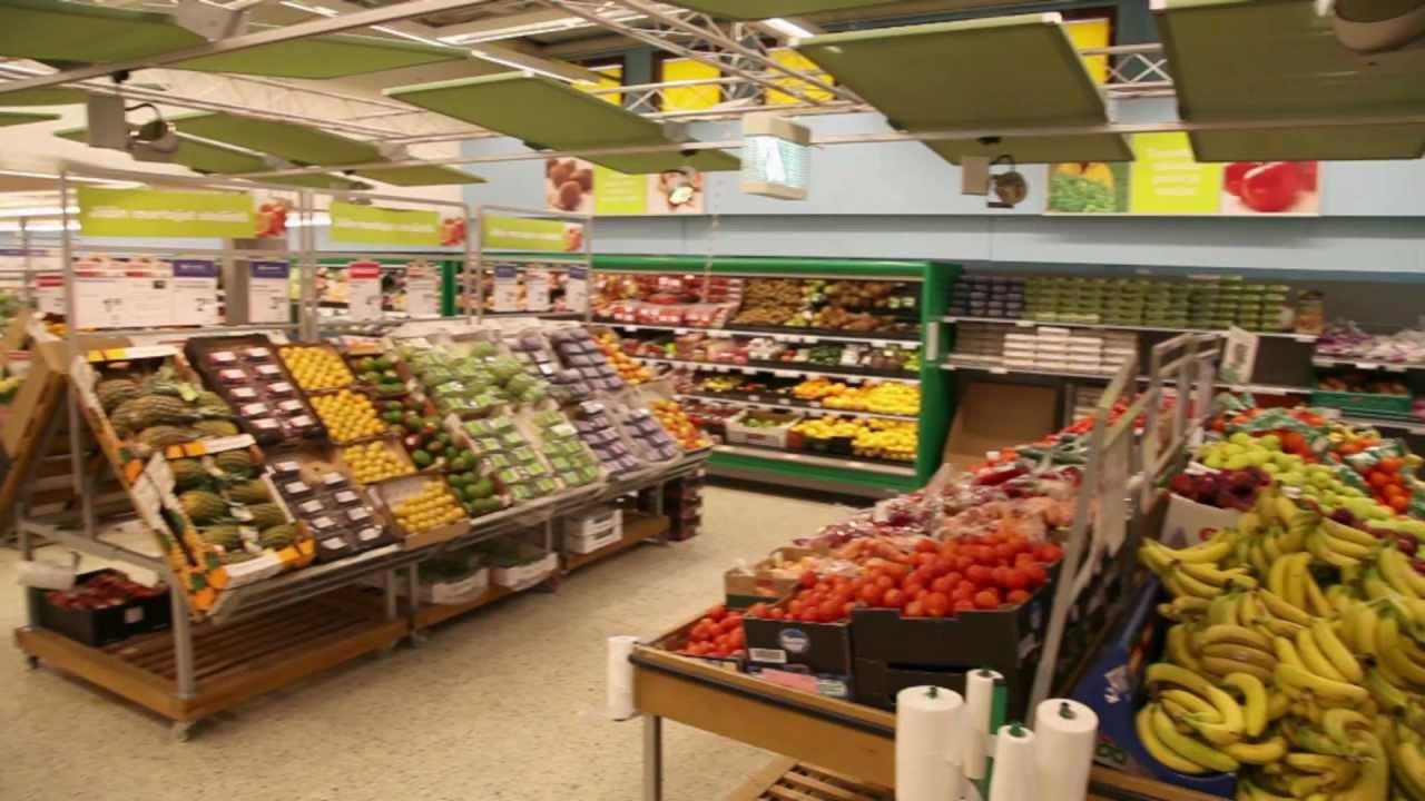 K Supermarket Eväskontti