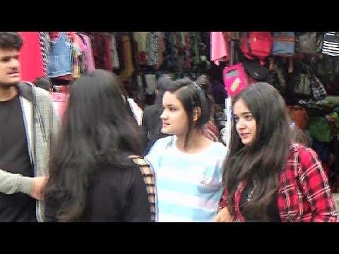 आनंद लें रंगीन भोतिया मार्किट का  Bhotiya Market : Nainital  Tibetan  Market, Uttarakhand Tourism