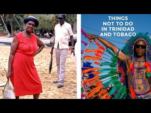 10 Things NOT to Do in Trinidad and Tobago