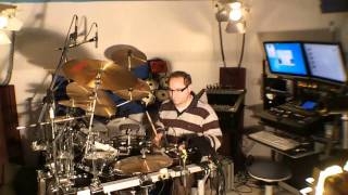 drumcover by max everybody dance now c music factory