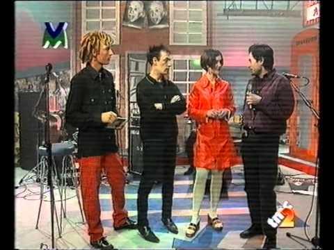 La Crus - Come Ogni Volta + Dentro Me - VideoMusic 1997