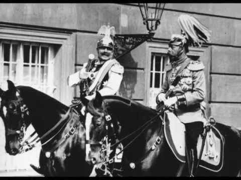 The First World War & The Innocence of Kaiser Wilhelm & Nicholas II -Part 1