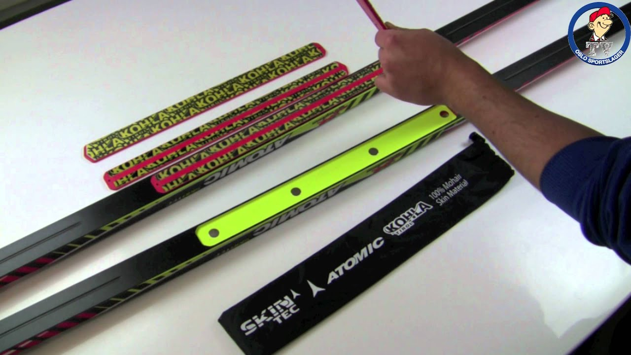 how to tell if skis need wax