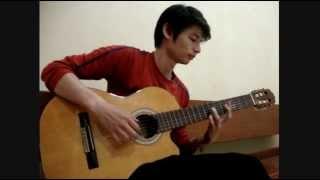 Akustik Gitar # Count on Me - Bruno Mars