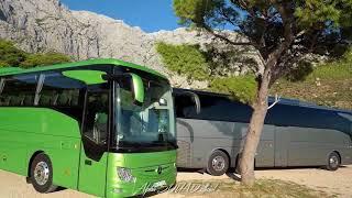 Farin Mercedes Benz Tourismo 2018   LUXURY BUS Farin Ahmed