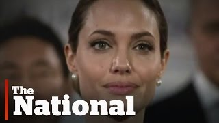 Angelina Jolie's Cancer Surgery   Access to Health Care   Sunday Panel