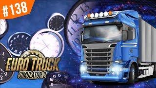 PODRÓŻE W CZASIE | - Euro Truck Simulator 2 #138