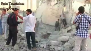 Nueva matanza en la ciudad de Azaz (Alepo, Siria) - 28/9/2012