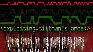 Exploiting the Tiltman Break - Computerphile
