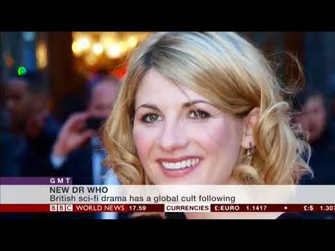 BBC World News next Doctor Who Jodie Whittaker, 2017-07-17 10:20am