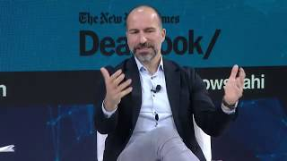CEO Uber, Dara Khosrowshahi, Discusses the Company's Path Forward  | DealBook