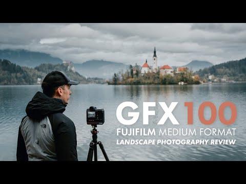 Fujifilm GFX 100 Medium Format - Landscape Photography Review (4k)