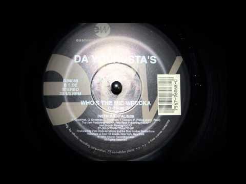 Da Youngsta's - Who's The Mic Wrecka (1993)