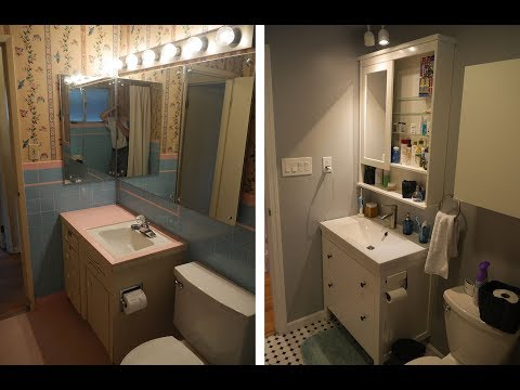 Bathroom Remodeling, Old House, DIY