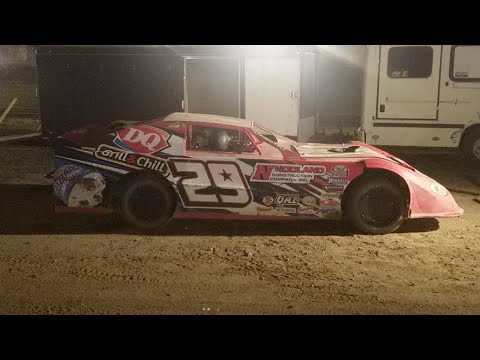 🔴Jeff Crouse Racing Live🔴 KRA Speedway Feature.    9/7/17