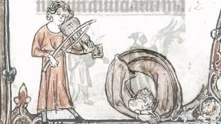 Anonymous 13th century French Danse Royale on vielle