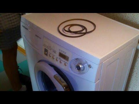 Как разобрать стиральную машину самсунг S803j