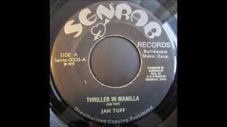 Jah Tuff and Johnny Clarke - Thriller in Manilla / Version