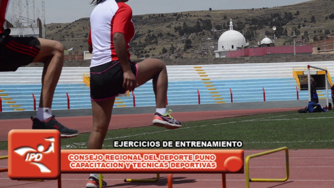 entrenamiento fisico para atletas de alto rendimiento