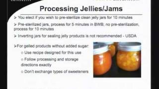 Putting Food By: Jams & Jellies (Part 4/4)