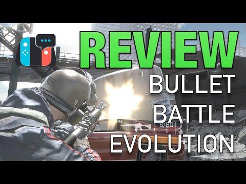 Bullet Battle Evolution : Nintendo Switch Review