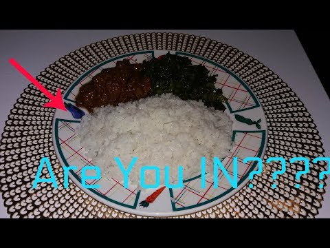 How to cook white rice the healthy way