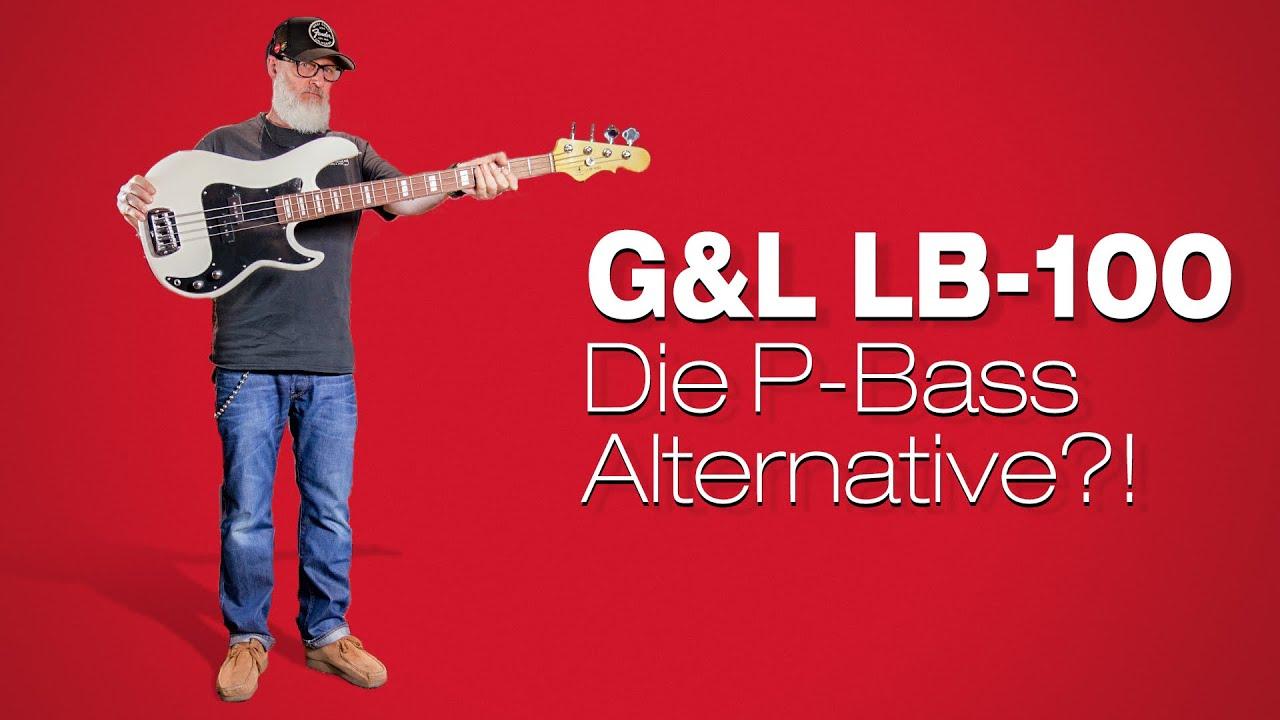 G&L LB-100 Bass Serie