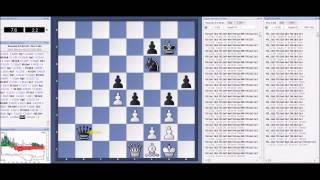 KOMODO 9.3 plays Slav Defence against 3 engines; Fritz 12, Fire 4 & Stockfish 7