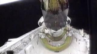 STS 43 On Orbit Activity 01