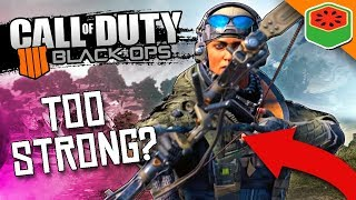 NEW Outrider Is The *BEST* Specialist! | Black Ops 4 (Multiplayer Gameplay)