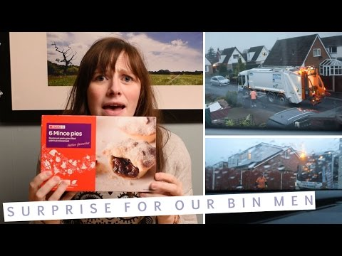 SURPRISE for our bin men! - Once Upon a Smile 03