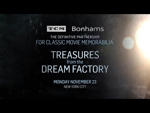 TCM Presents ... Treasures From The Dream Factory