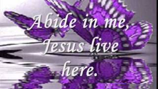 Abide In Me by Ana Laura - Video with Lyrics