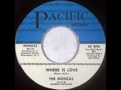 The Monzas - Where Is Love