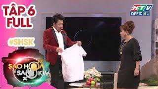 SAO HỎA SAO KIM | Trấn Thành sợ đi shopping với Hari | SHSK #6 FULL | 4/12/2018