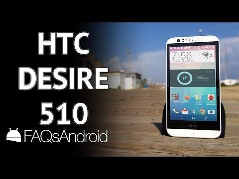 HTC Desire 510: análisis a fondo en español