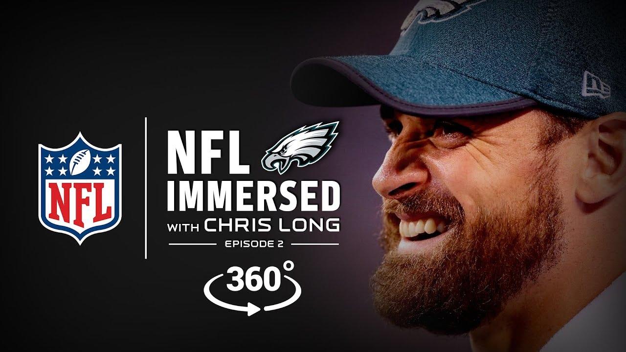 Eagles DE Chris Long retires as two-time Super Bowl winner, even more impressive legacy off the field