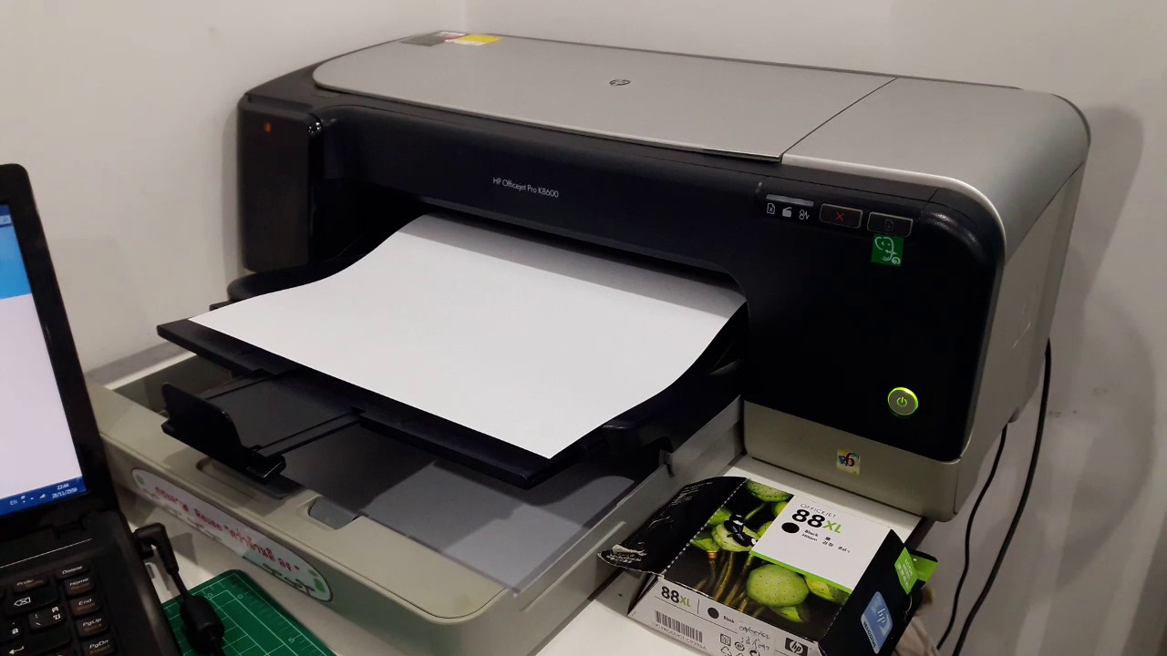 HP K8600 OFFICEJET PRO DRIVER UPDATE
