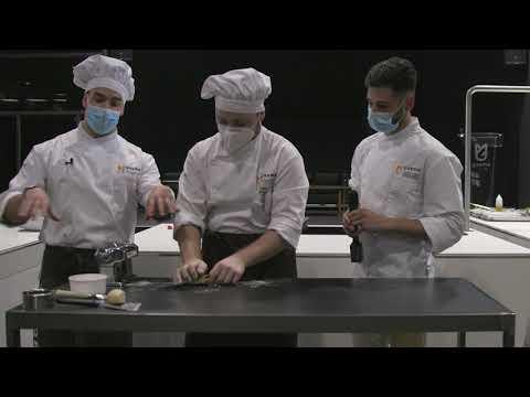 Challenge de cocina italiana: receta de raviolo all'uovo