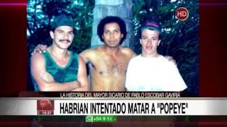 Repeat youtube video Habrian intentado matar a Popeye el sicario de Pablo Escobar