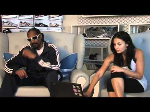 Snoop Dogg Adidas Livechat