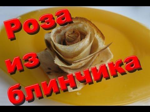 Рецепт Блинчики gotovim domaru