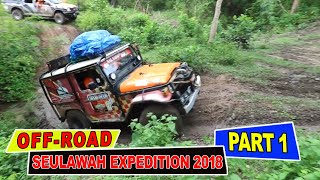 IOX ACEH CHAPTER   SEULAWAH EXPEDITION 2018 PART 1 - MAR MAR STYLE
