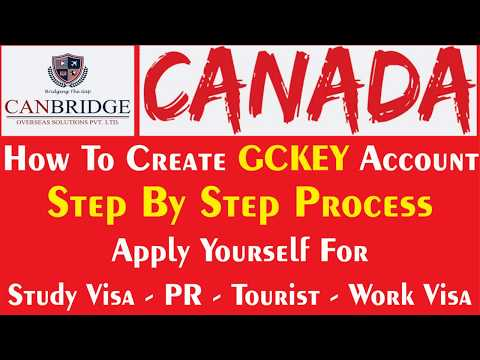 how to create gckey account tagged videos on VideoHolder