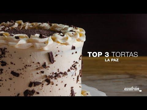Top 3: Tortas