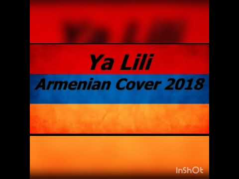 AREN Ya Lili Armenian Cover